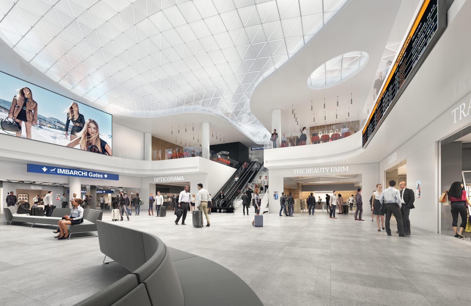 Negozi e Ristoranti | Milano Linate Airport