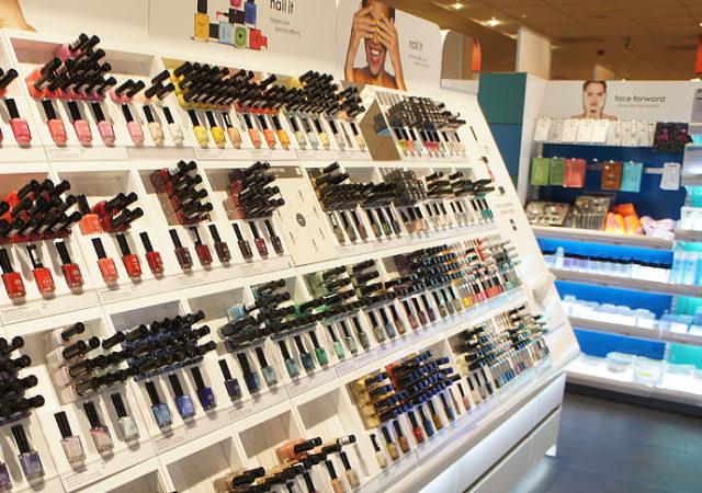 Cosmetica negozio