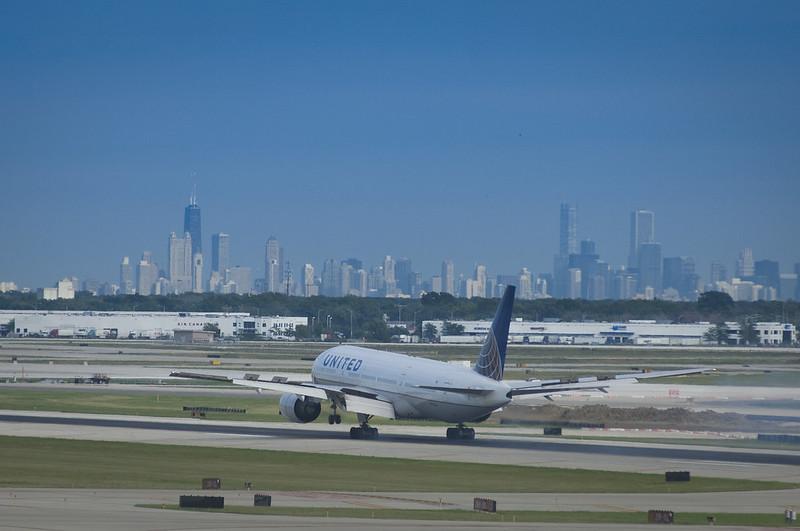 aeroporto chicago