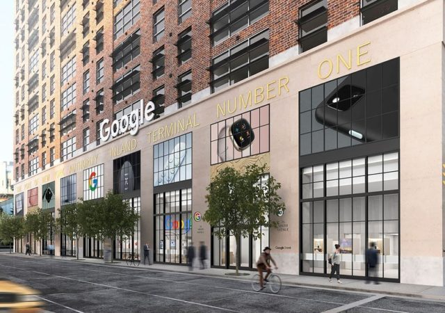 negozio gooogle new york