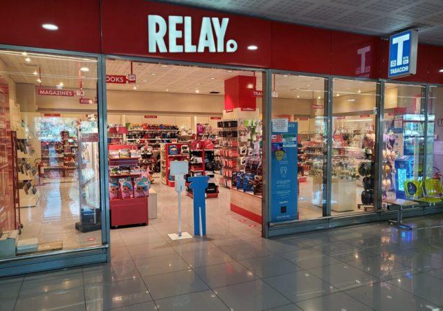 Relay Lagardere Palermo aeroporto