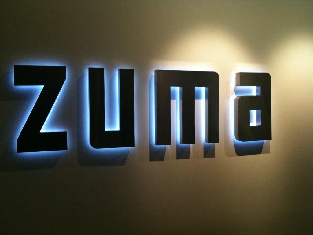 zuuma restaurant