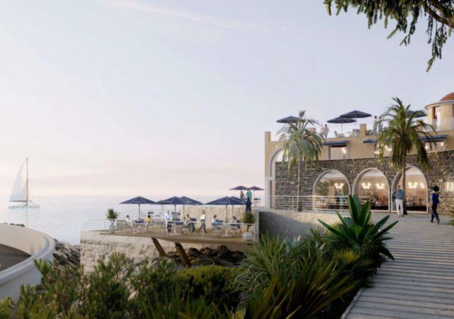 borgo forte Marina di Ventimiglia